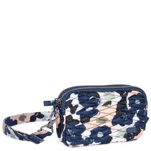 LUG FLORAL MULTI COUPE CONVERTIBLE CROSSBODY NWT